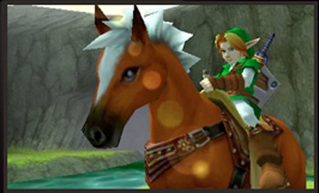 'The Legend of Zelda: Ocarina of Time' llegará a 3DS [E3 2010]