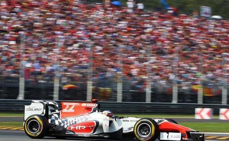 GP de Italia F1 2011: carrera para olvidar de HRT