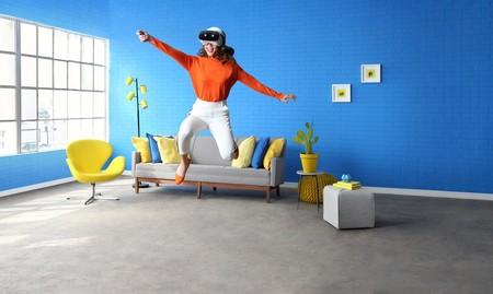 Google presenta las Lenovo Mirage Solo, las primeras gafas de realidad virtual independientes Daydream