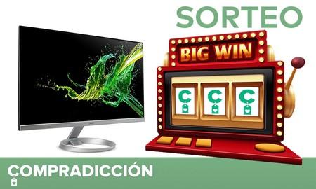 El Acer Serie R0 R270si es uno de los mejores monitores sin marcos de Acer y ahora lo puedes conseguir al mejor precio: gratis