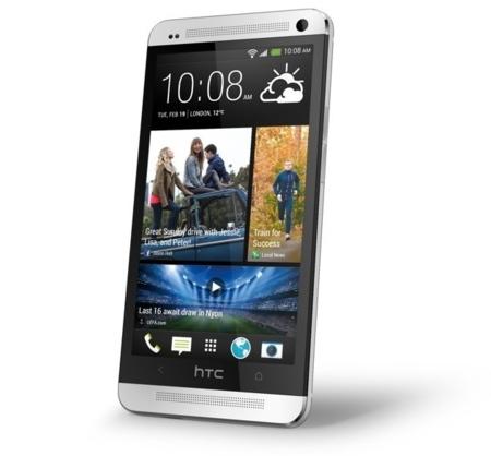 HTC One plata