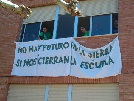 ¿Los riesgos de Internet es lo que más preocupa a la comunidad educativa de Teruel?