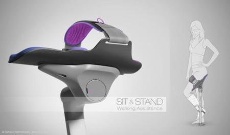 Sit & Stand intenta reinventar las muletas