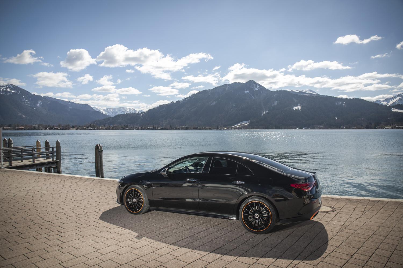 Foto de Mercedes-Benz CLA Coupé 2019, toma de contacto (168/248)