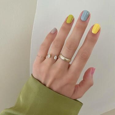 Los ocho colores de uñas que serán tendencia en la primavera de 2021 y que podemos empezar a usar hoy mismo