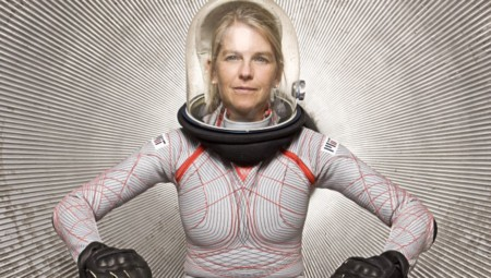 Dainese, rumbo al espacio con el diseño de los nuevos trajes espaciales