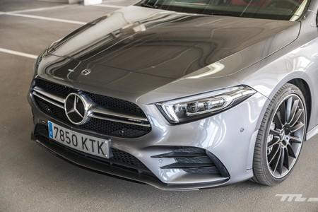 Mercedes Amg A 35 2019 Prueba 036