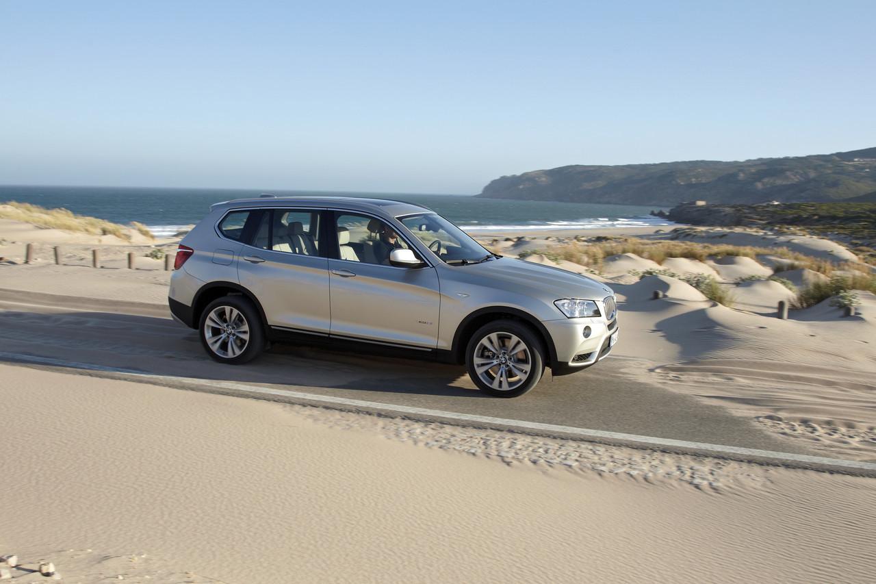Foto de BMW X3 2011 (75/128)