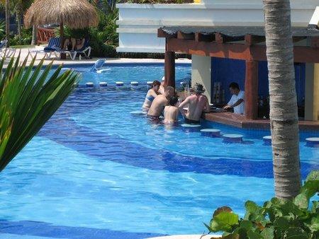 Piscina Bahia Principe Riviera Maya