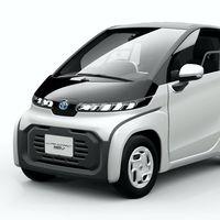 Toyota estrena el Ultra Compact BEV, un microauto eléctrico con autonomía de 100 km
