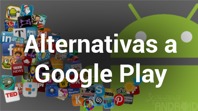 Alternativas a Google® Play
