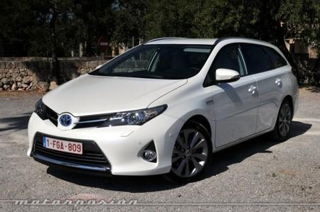 Toyota Auris Touring Sports Presentación
