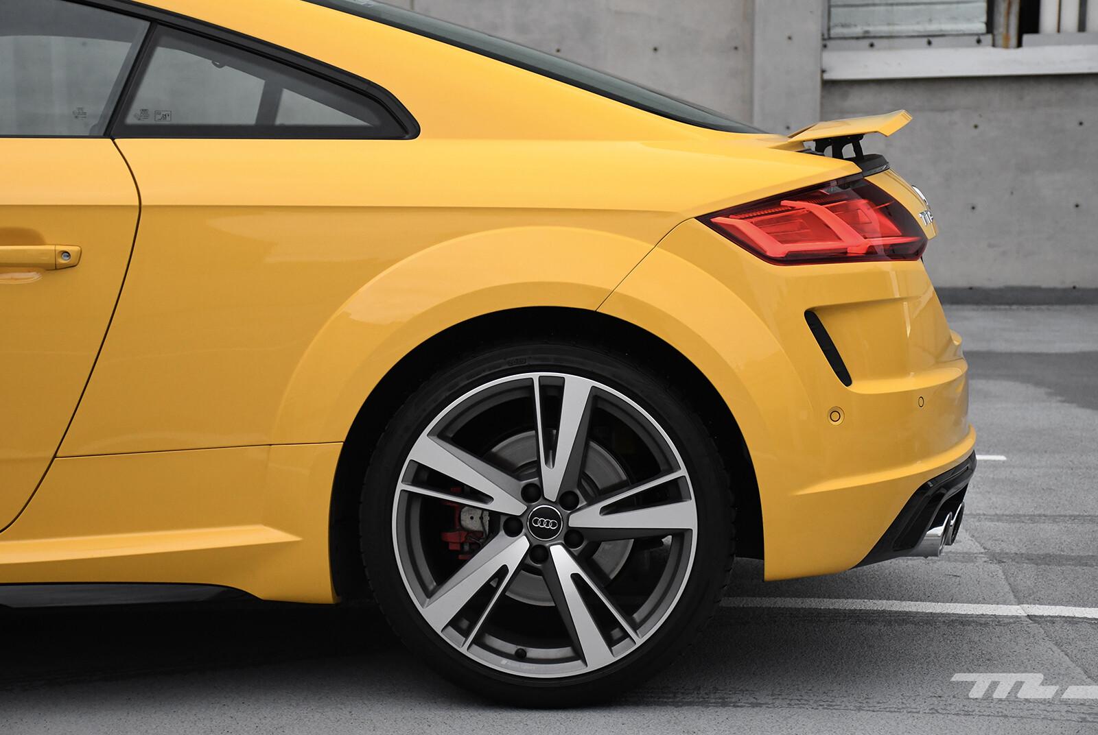 Foto de Audi TTS (prueba) (14/29)