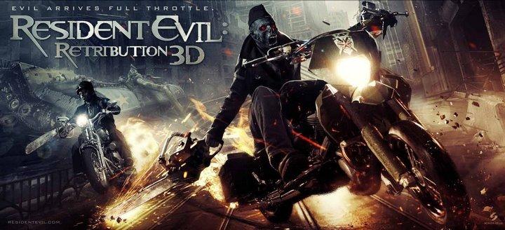 Foto de Nuevos carteles de 'Resident Evil: Venganza' (7/35)