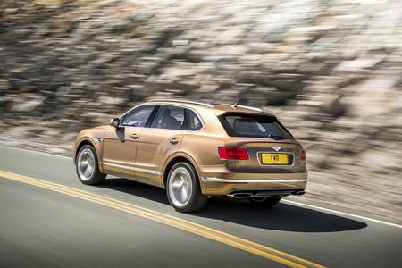 Bentley pasa del Nürburgring y llevará el Bentayga a la próxima Pikes Peak