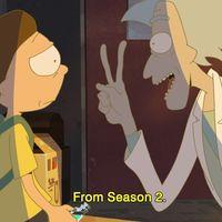 'Rick y Morty' se transforman en personajes de anime con guiños a clásicos de la animación japonesa como 'Akira' o 'Dragon Ball'