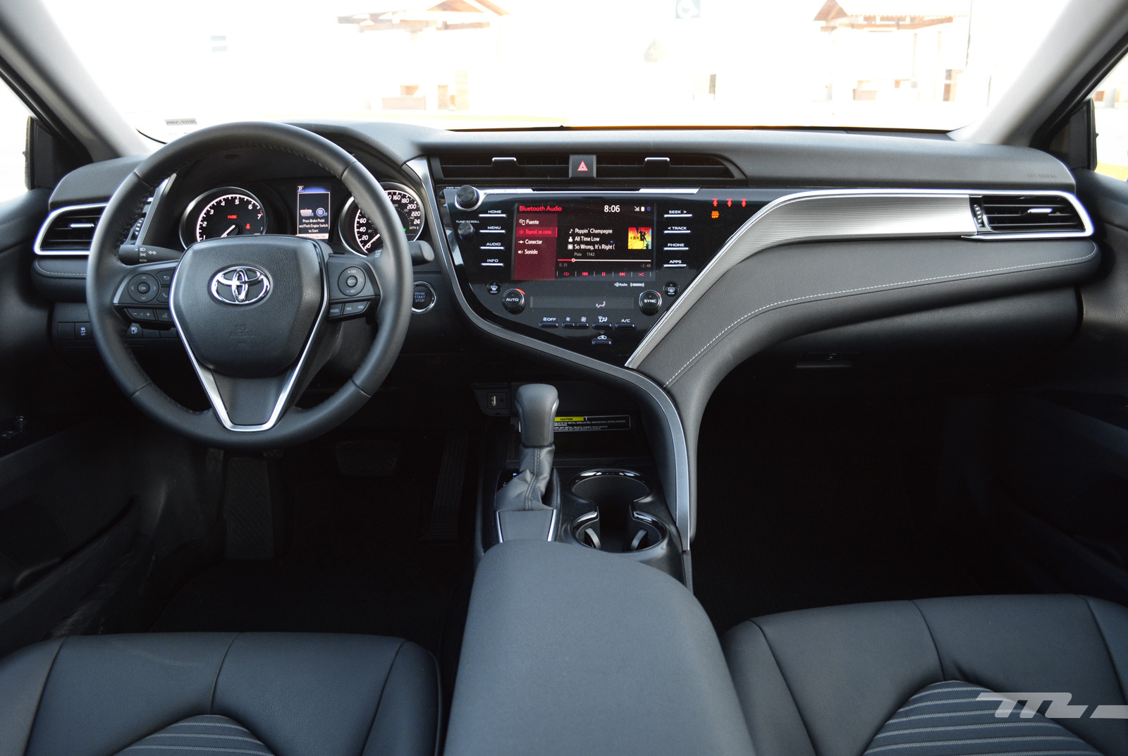 Foto de Toyota Camry (prueba) (10/16)