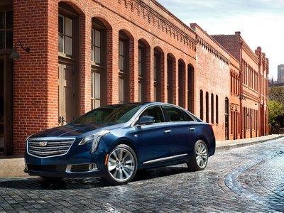 El Cadillac XTS 2018 se actualiza para no dar vía libre al Mercedes-Benz Clase E