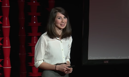 Katie Bouman Ted