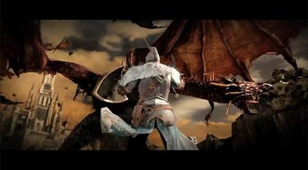 Trailer Dark Souls II Cursed