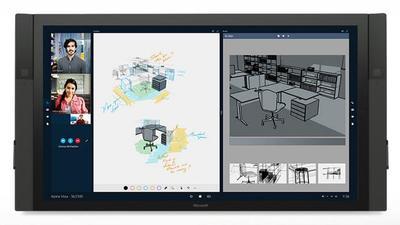 Empiezan a sonar las posibles especificaciones de Microsoft Surface Hub