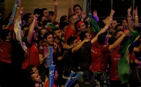 Portugal conquista Madrid en una tarde histórica para Vodafone Giants