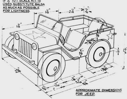 Un Jeep para los manitas