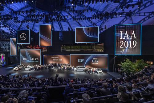 Los 62 lanzamientos del Auto Show de Frankfurt 2019, a un clic