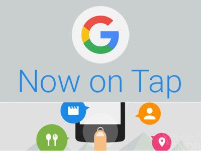 Google Now on Tap ya en español: así puedes obtener información a partir de lo que ves en pantalla