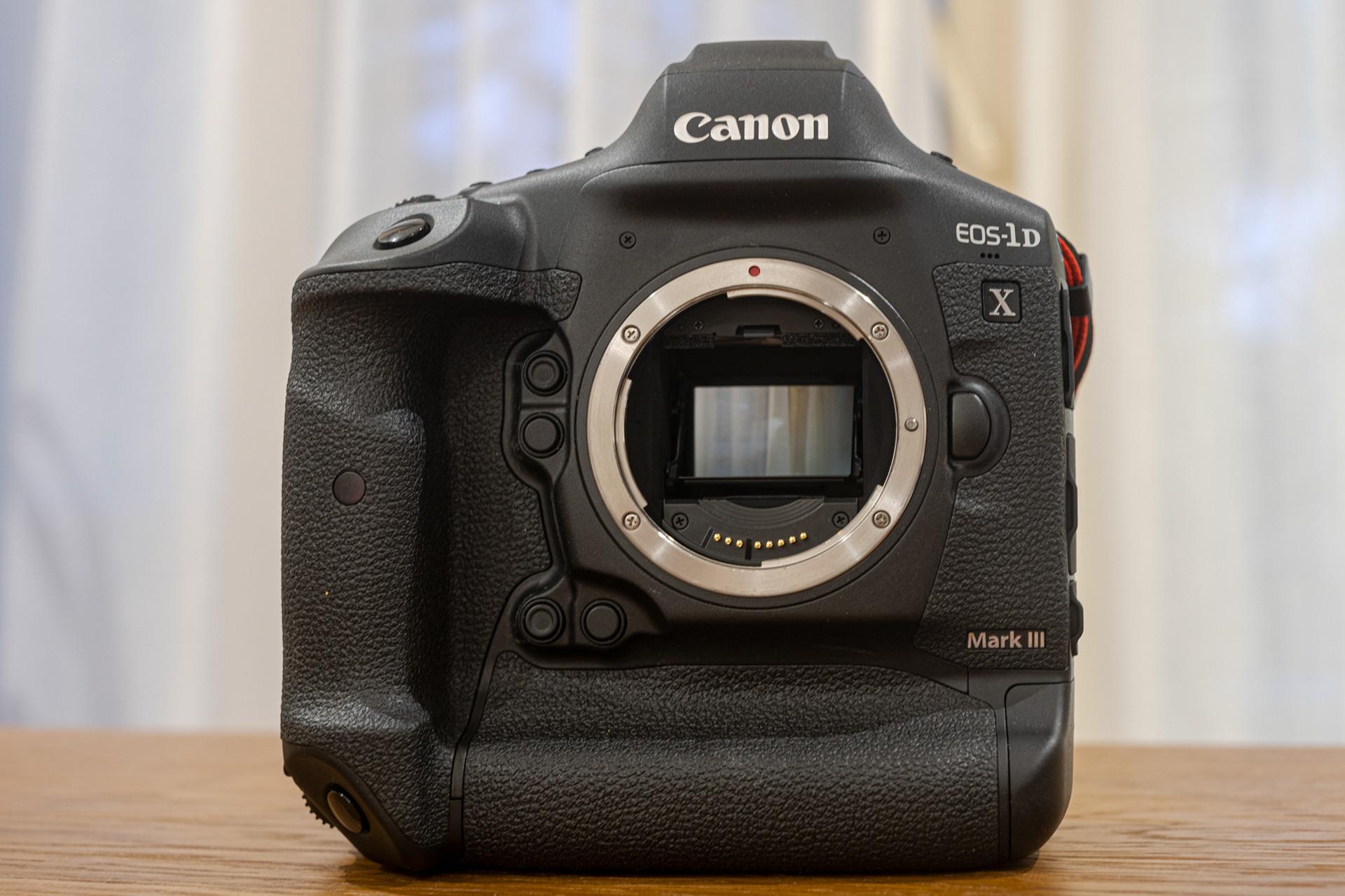 Foto de Canon EOS-1D X Mark III (32/38)