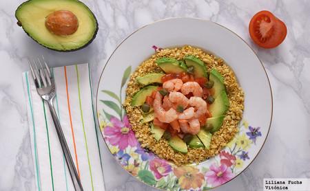 Tu dieta semanal con Vitónica: menú rico en grasas saludables
