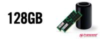 Transcend presenta su kit de 128GB de RAM para ampliar el nuevo Mac Pro