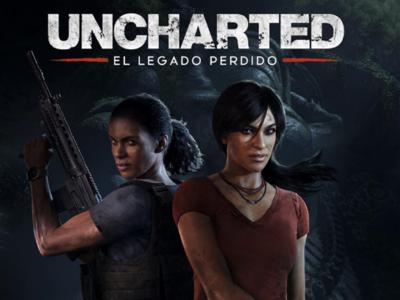 Uncharted: El Legado Perdido estará disponible el 23 de agosto y las reservas incluyen el Jak & Daxter original