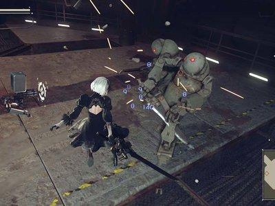 NieR: Automata tendrá la Engine Blade de Final Fantasy XV