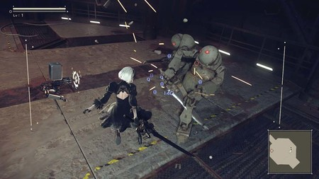 NieR: Automata tendrá la Engine Blade de Final Fantasy XV