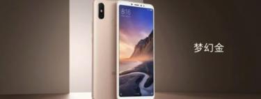 """El Xiaomi Mi Max 3 se confirma como un """"monstruo"""" de 6,9 pulgadas en sus primeras imágenes oficiales"""