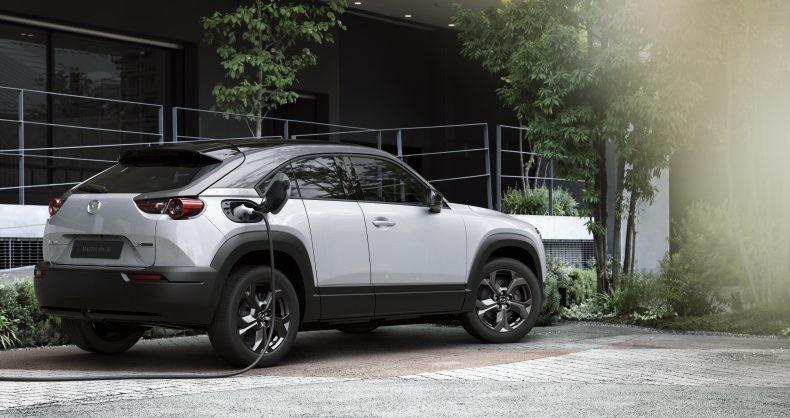 Foto de Mazda MX 30 (5/11)
