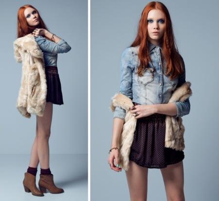 BSK lookbook octubre 2012: el estilo boho chic perfecto para las jóvenes de hoy en día