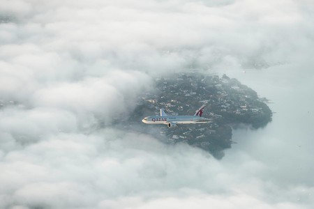 Qatar Airways inaugura el vuelo comercial más largo del mundo
