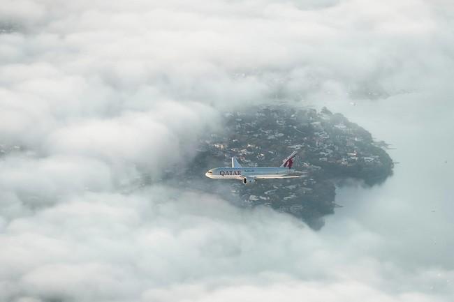 Qatar Airways Inaugura El Vuelo Comercial Mas Largo Del Mundo