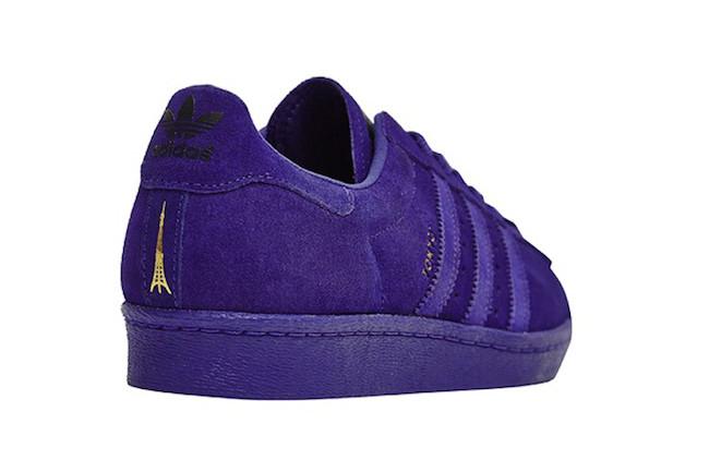 Adidas Superstar Azul Electrico