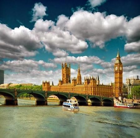 Londres por Katarina Stefanovic