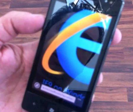 Internet Explorer 9 en Windows Phone 7, más de 11.000 aplicaciones en Marketplace