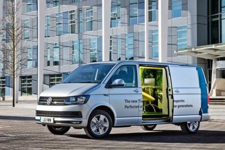 Así es una Volkswagen Transporter diseñada para los adictos al trabajo