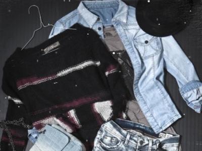 Looks casual de Zara para esta Navidad: el estilo está en la calle