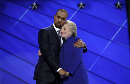 Barack Obama Hillary Clinton Hug Photoshop Battle 12