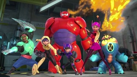 Taquilla española | Los 6 héroes de Disney no cogen al hobbit en una semana de récord