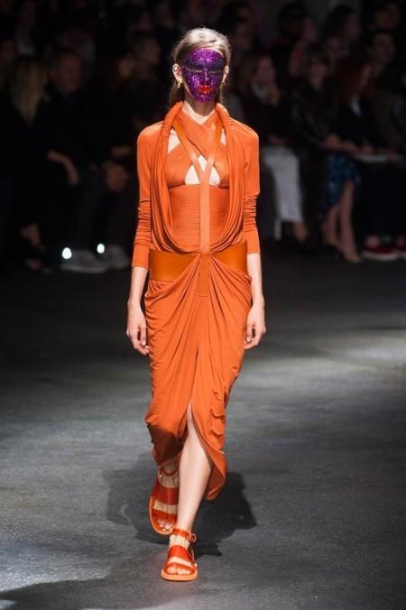 Naranja Givenchy Primavera-Verano 2014
