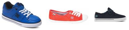 3 chollos de tallas sueltas en Dressin: zapatillas Mustang, Dc shoes y Ethnics por menos de 26 euros