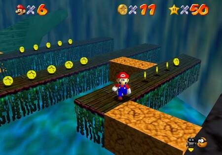 Super Mario 64: cómo conseguir la estrella de las 100 monedas en Jolly Roger Bay